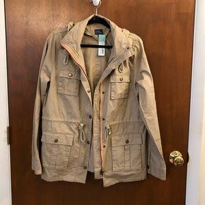 NWT Market & Spruce Jacket